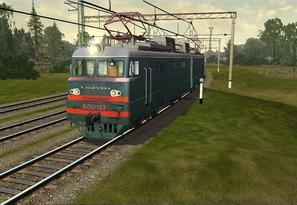 Tomsk Railway Portal - Дополнения для МСТС и ТРС